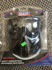 Sealey Safety Goggles with Detachable Face Shield